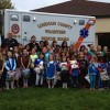LCVRS Helps Girl Scouts Earn Badges