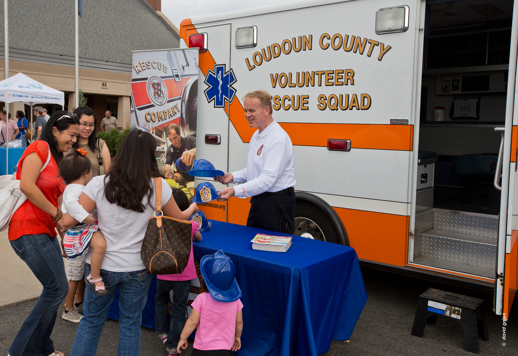 Lvfd Open House The Loudoun County Volunteer Rescue Squad