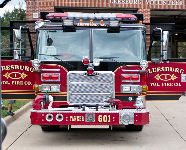 Lvfd Open House The Loudoun Couny Volunteer Rescue Squad