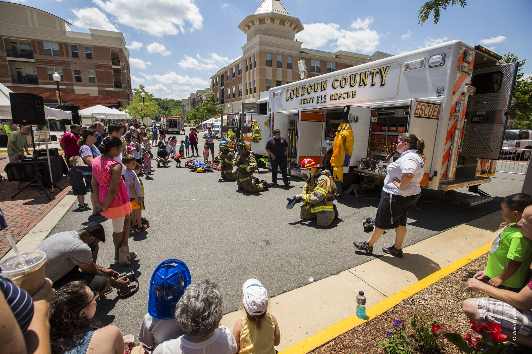 Public Safety Day The Loudoun County Volunteer Rescue Squad